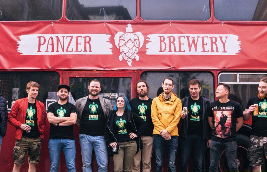 Team panzer brewery