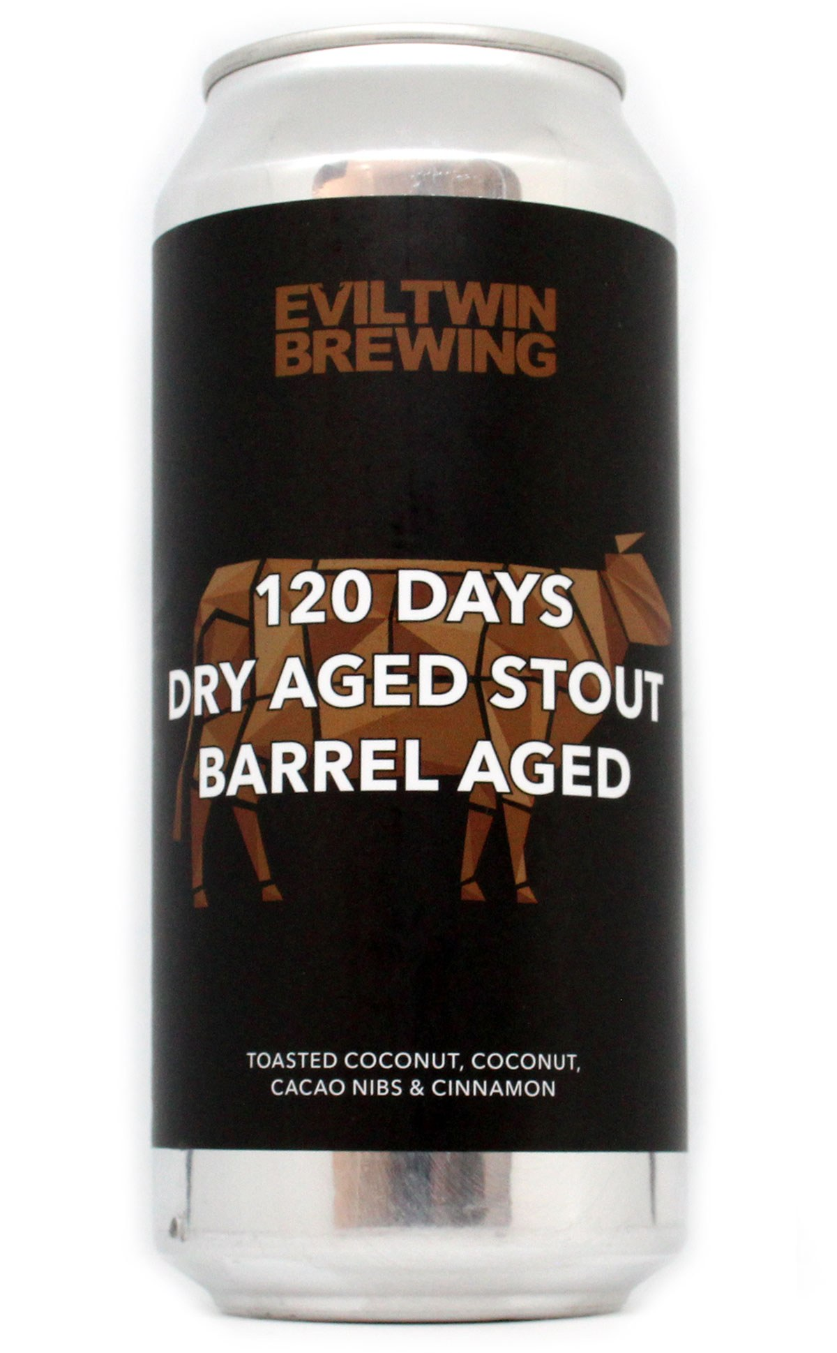 120 Days Dry Aged Stout Barrel Aged (Coconut)