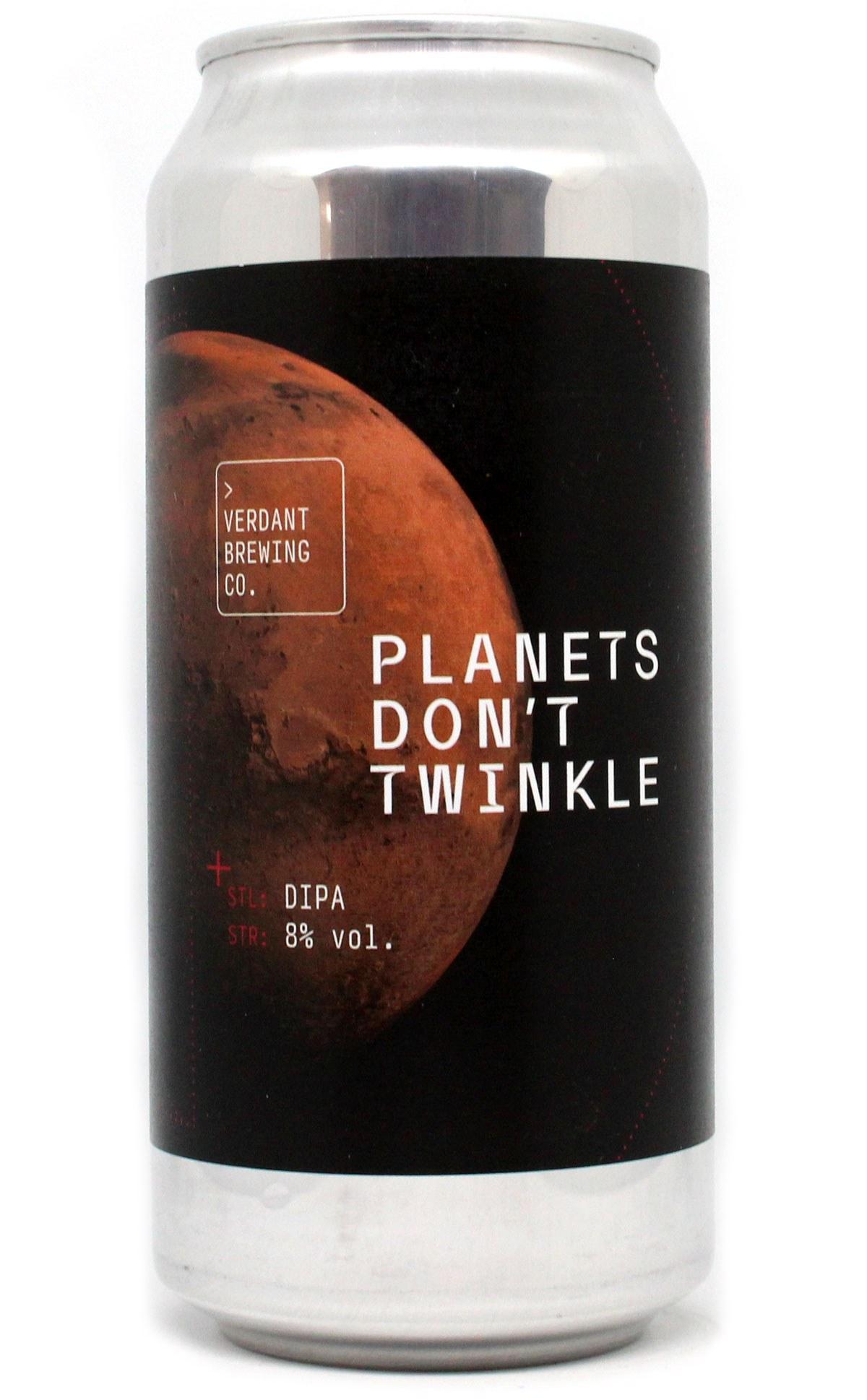 Planet's Don't Twinkle Galaxy Single Hop Dipa