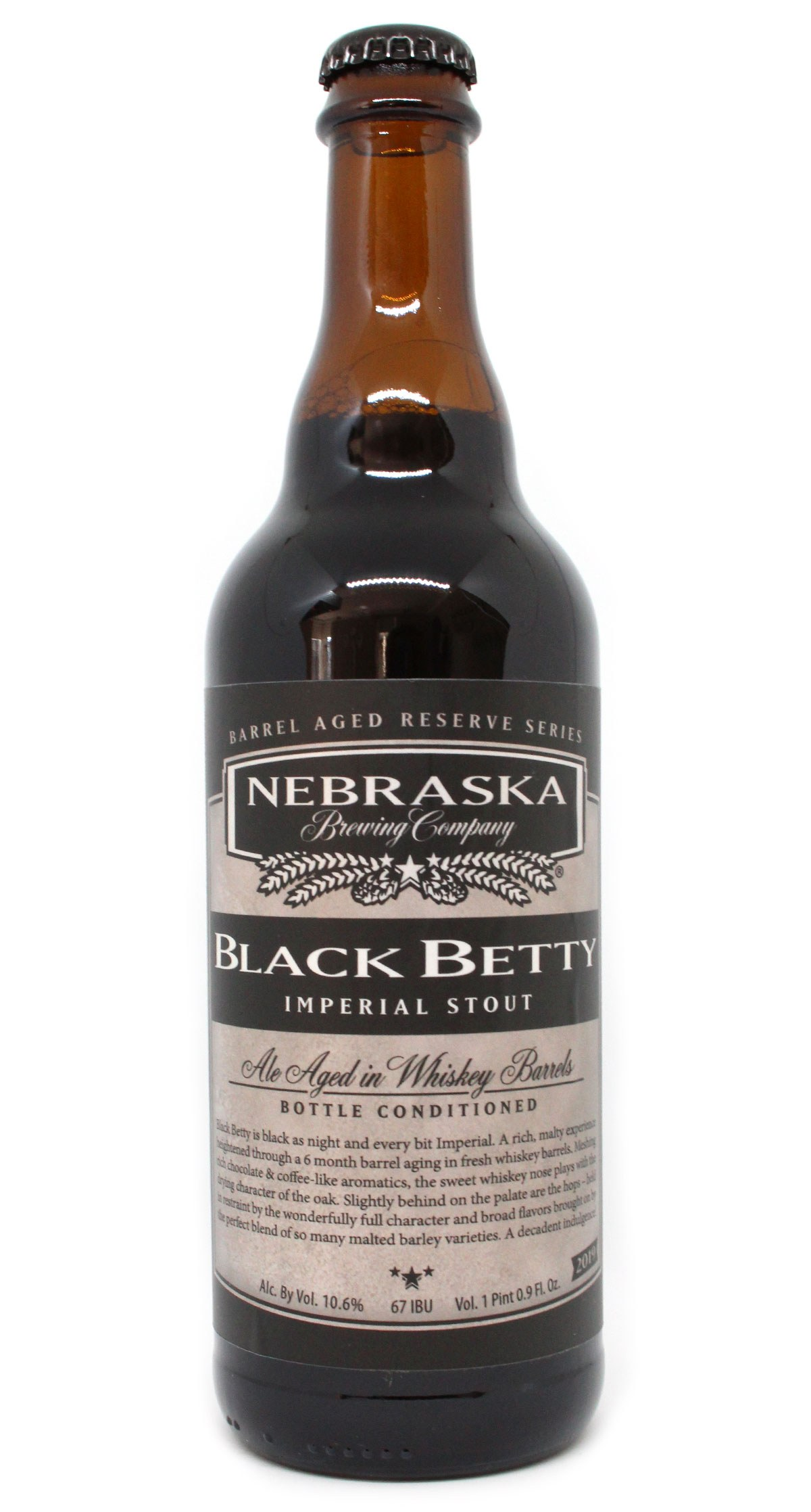 Black Betty Imperial Stout