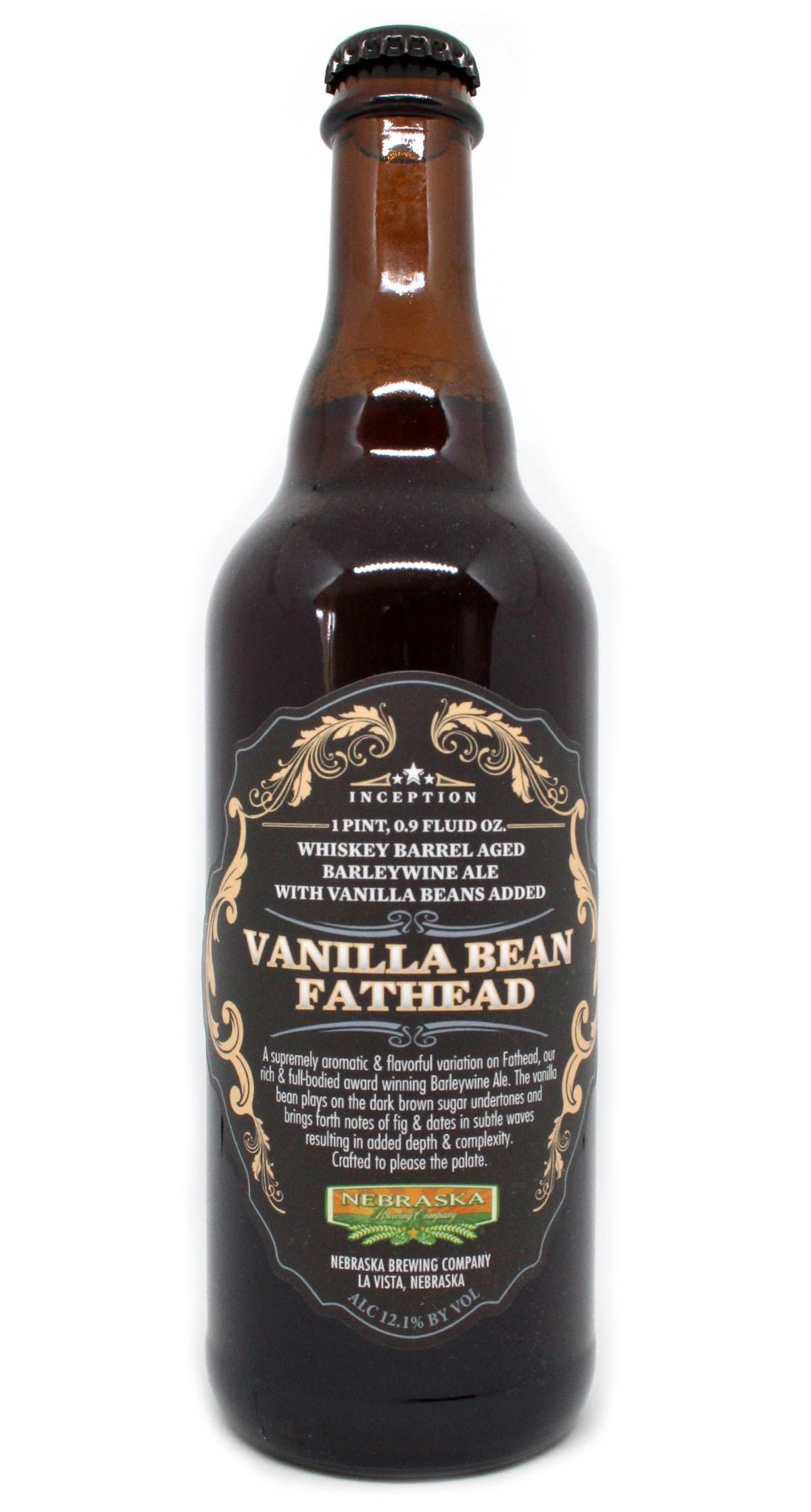 Vanilla Bean Fathead 2020