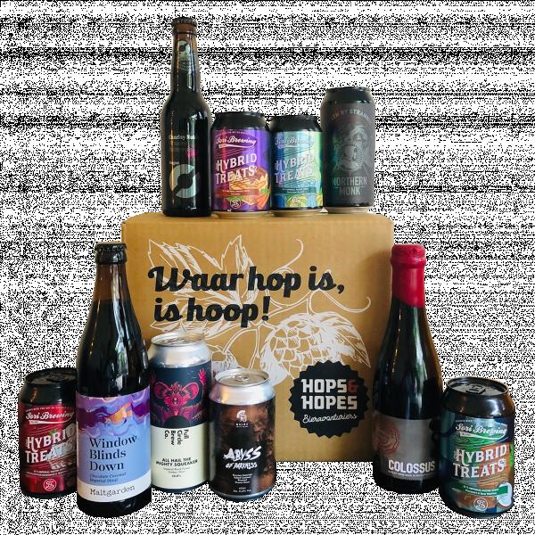 Bierpakket Vol & Donker (6 stuks)