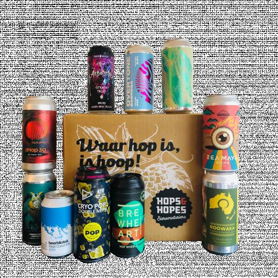 Bierpakket exclusieve ipa aanbieding