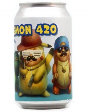 Dankemon 420