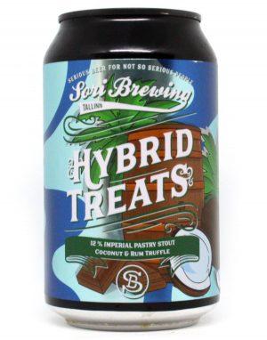 Hybrid Treats Vol.6: Coconut & Rum Truffle