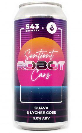 Sentient Robot Cars