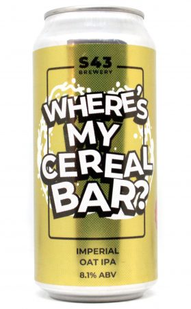 Where's My Cereal Bar?