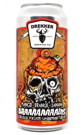 Braaaaaaaains Mango Orange Banana