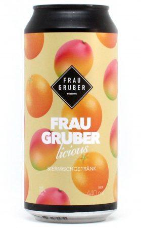 Fraugruberlicious (Mango/Orange)