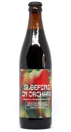 Sleeping In Orchard