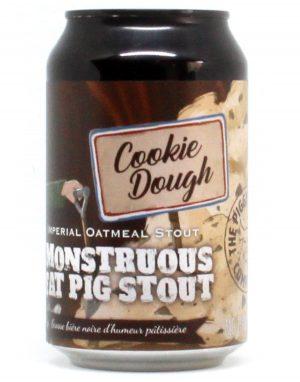 Monstruous Fat Pig Stout Cookie Dough