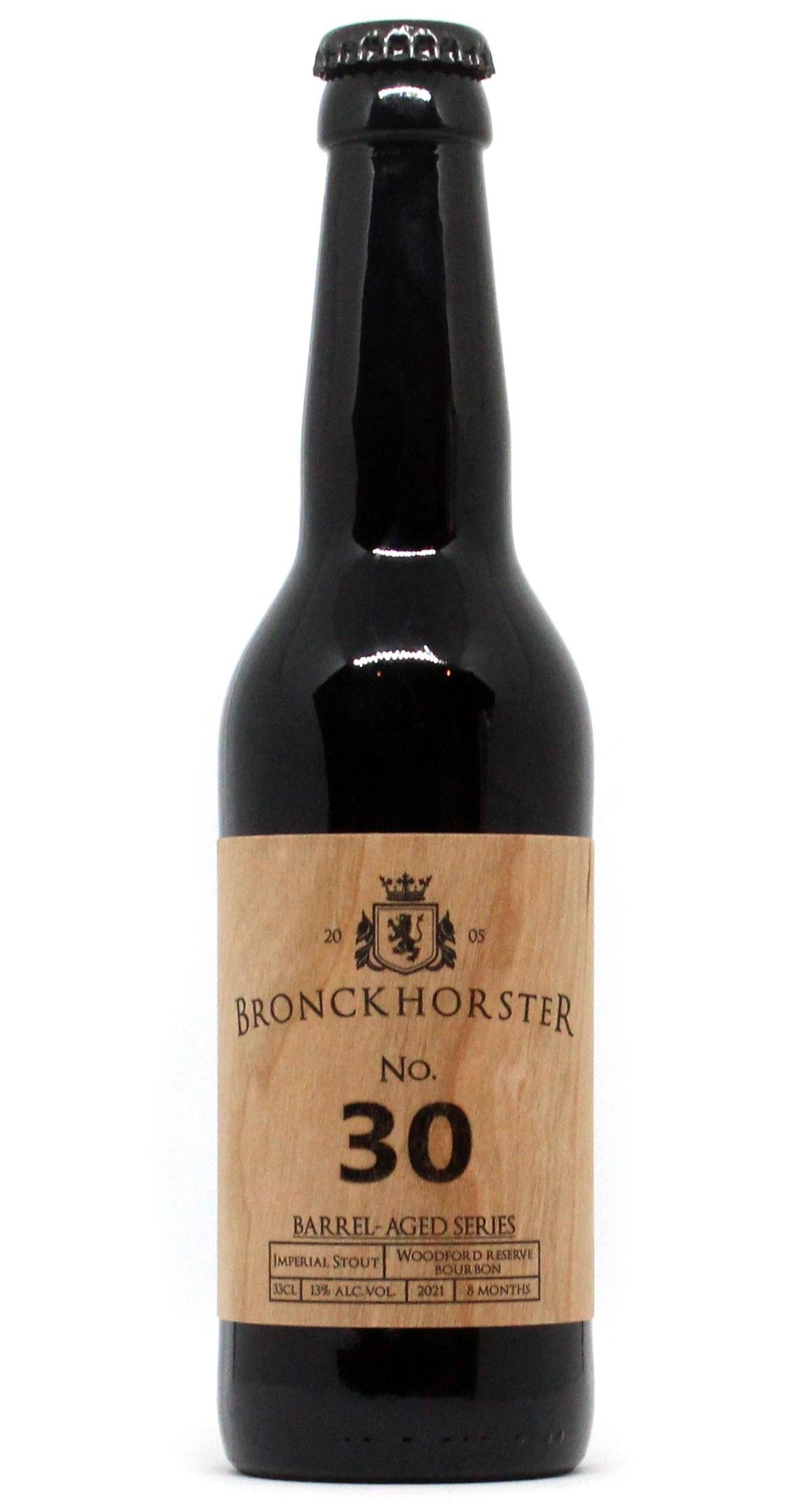 Bronckhorster Barrel Aged Series No.30