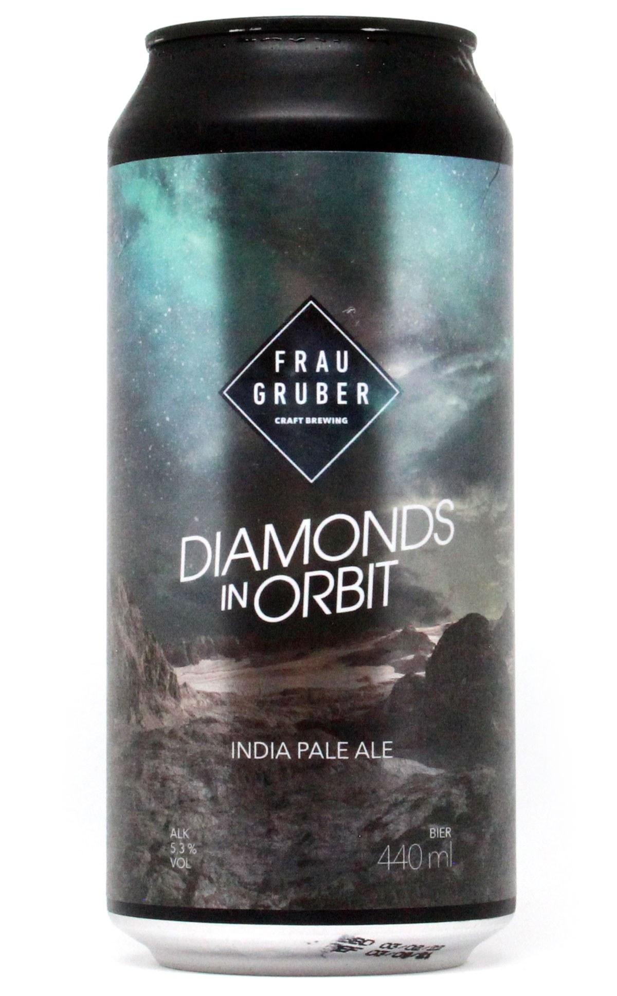 Diamonds in Orbit