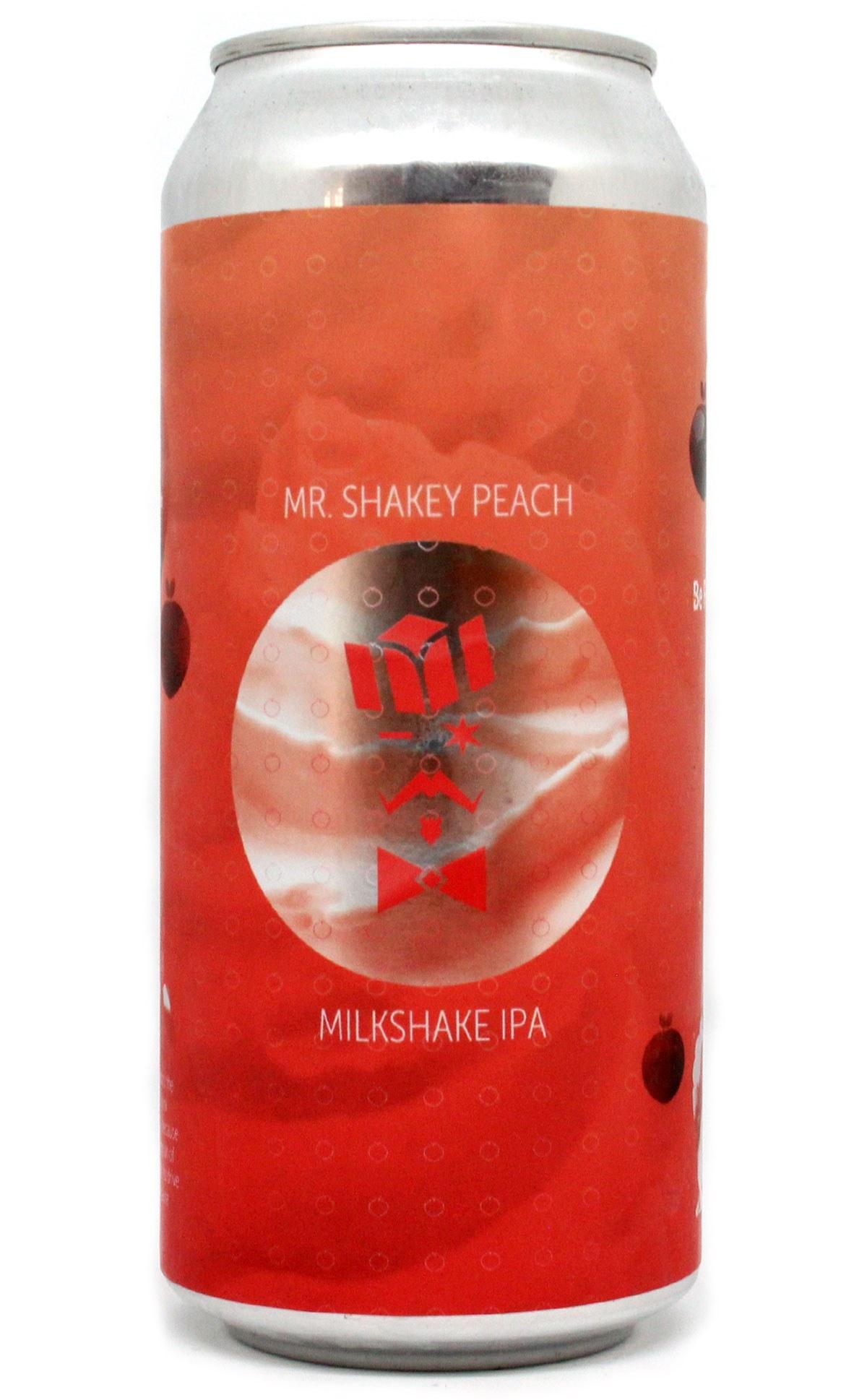 Mr. Shakey Peach