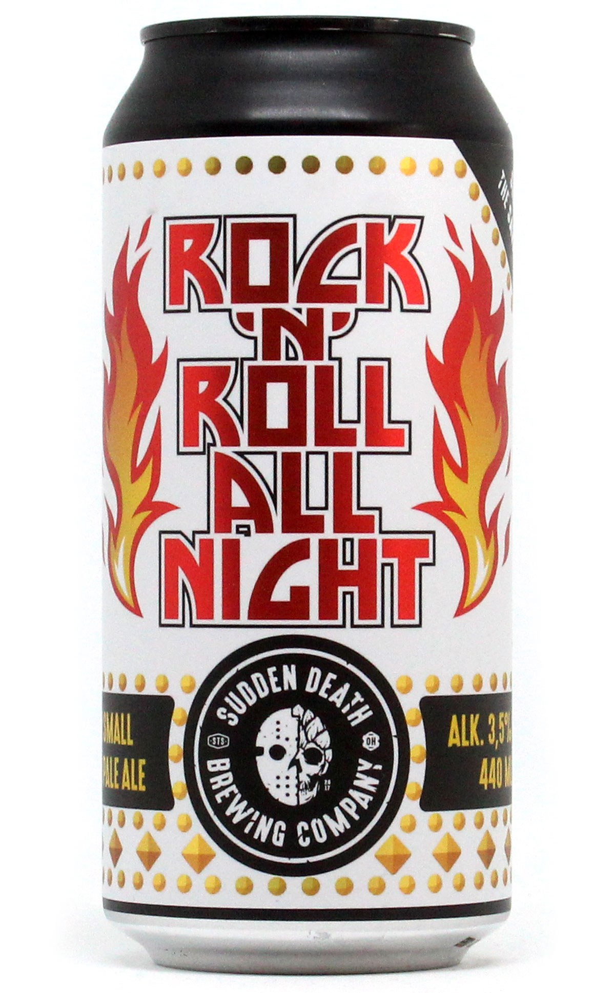 Rock´N`Roll All Night (2021 White Edition)